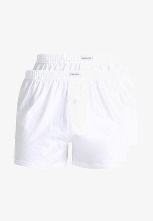 2 PACK - Boxer shorts - white