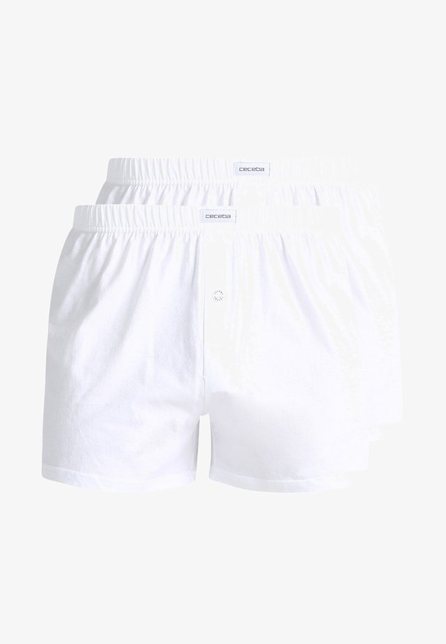 2 PACK - Trenýrky - white