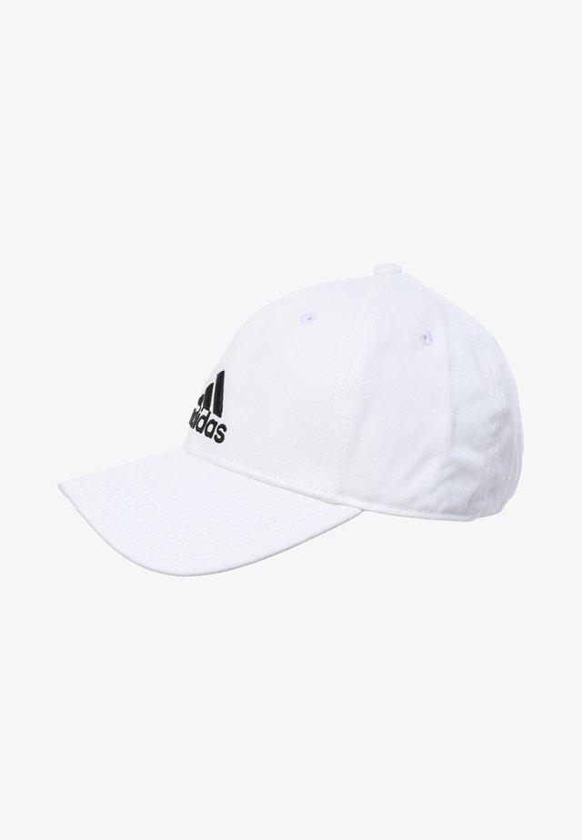 6P - Kšiltovka - white/black