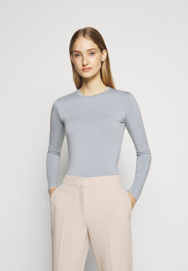 ASIAGO - Long sleeved top - himmelblau