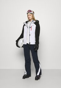 Superdry - ALPINE SHELL JACKET - Hardshell jacket - white - 1