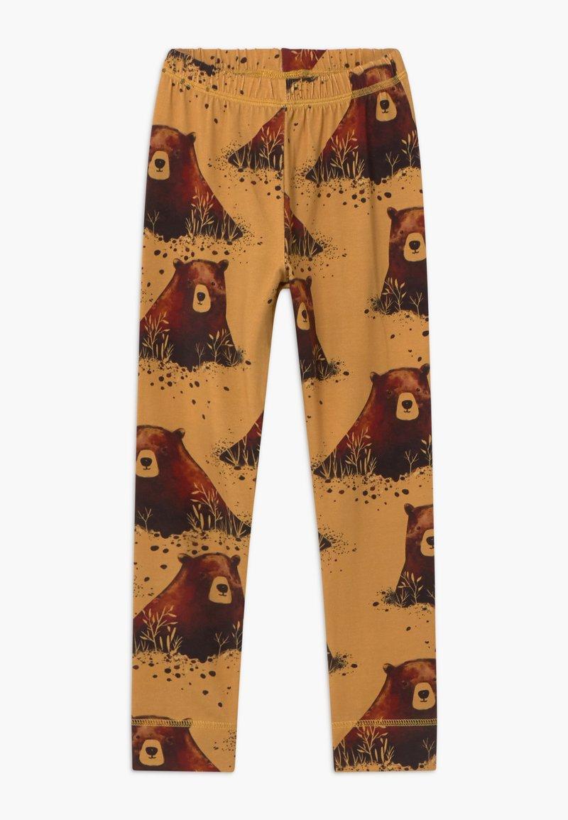Walkiddy - Leggings - Trousers - yellow