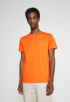 ORIGINAL - T-shirt basique - russet orange