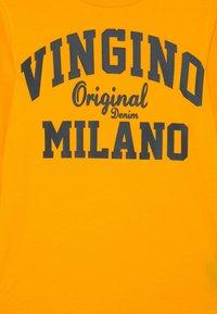 Vingino - LOGO - Top sdlouhým rukávem - gold yellow - 2