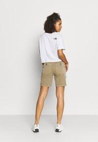 Icepeak - ARTESIA - Sports shorts - beige - 2