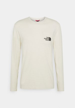 TISSAACK  - Long sleeved top - vintage white