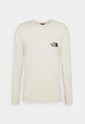 TISSAACK  - Langærmede T-shirts - vintage white