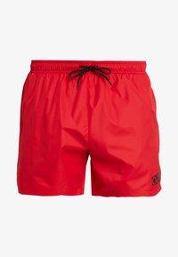 HUGO - HAITI - Shorts da mare - red - 2