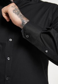 Carlo Colucci - BUSINESS-STRETCH - Formal shirt - schwarz - 3