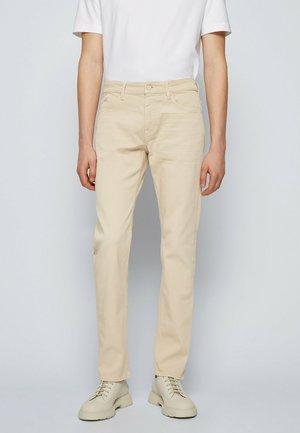 Slim fit jeans - open beige