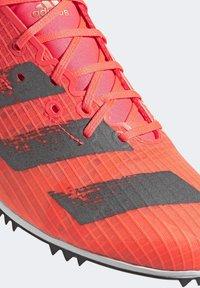 adidas Performance - ADIZERO AMBITION SPIKES - Spikes - pink - 8