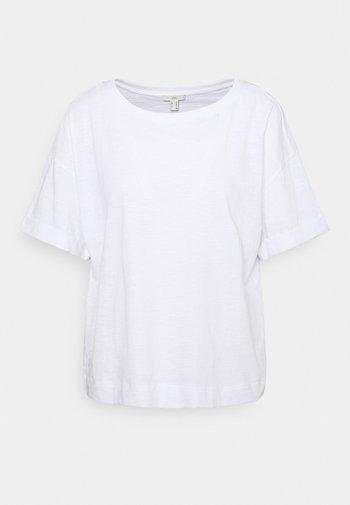 ICONIC - Basic T-shirt - white