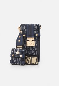 River Island - Across body bag - navy - 0