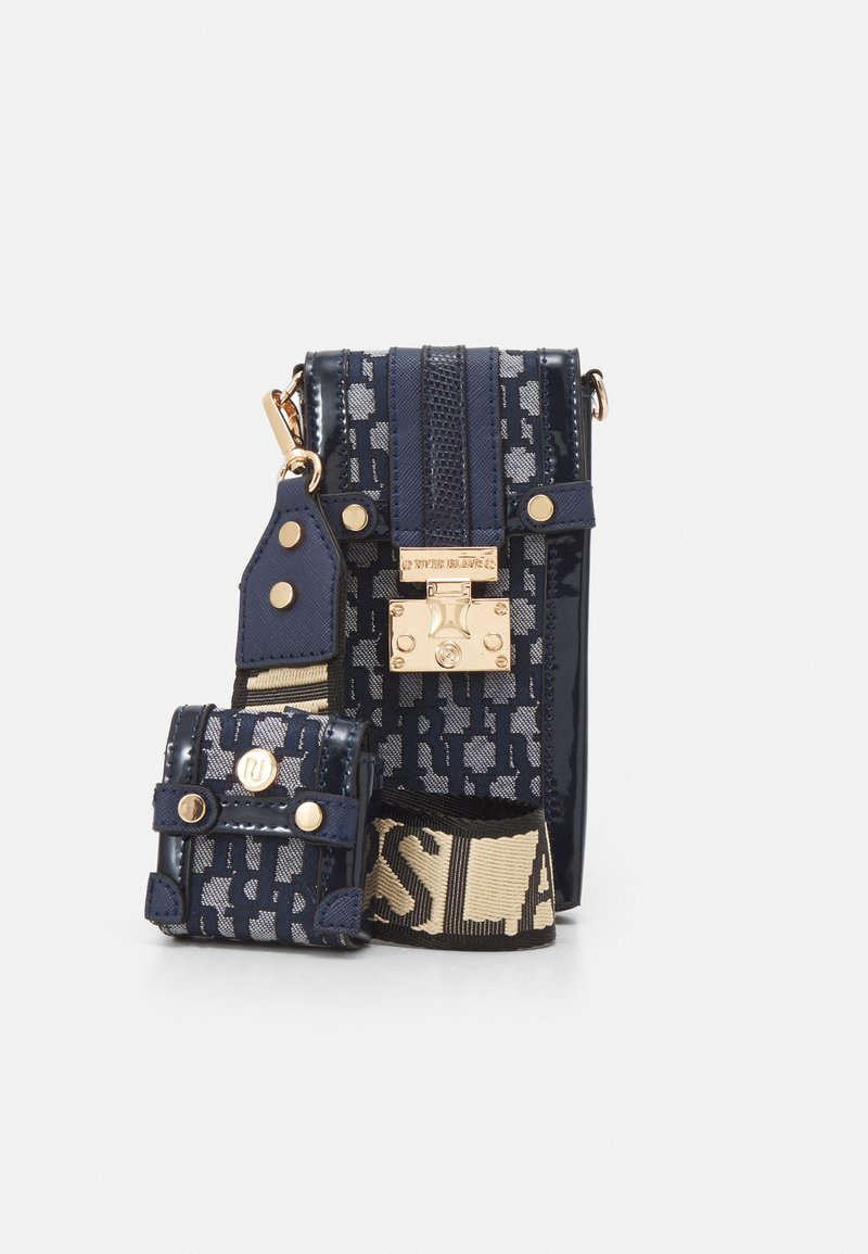 River Island - Across body bag - navy