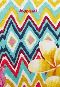 Desigual - SAVA - Top sdlouhým rukávem - multicoloured - 2