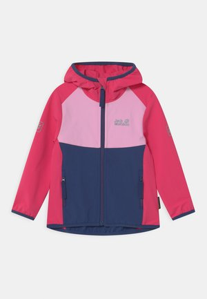 TURBULENCE GIRLS - Soft shell jacket - dark indigo