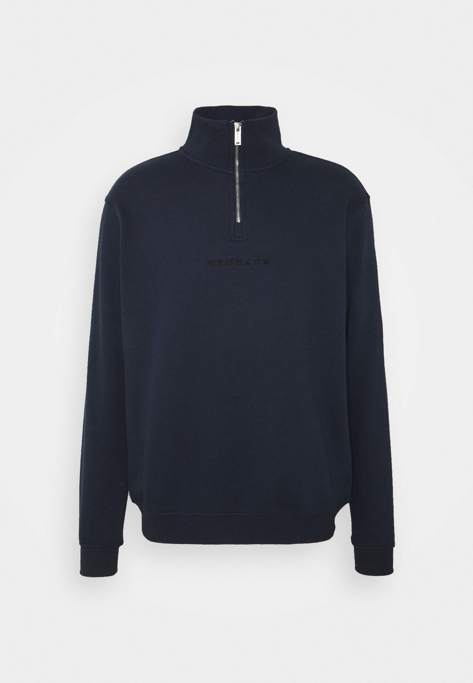 Women ESSENTIAL REGULAR HALF ZIP - Zip-up sweatshirt