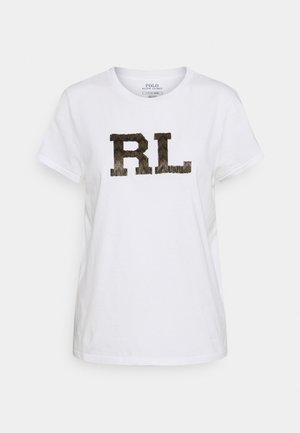 T-shirt z nadrukiem - nevis
