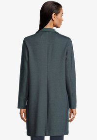 Betty & Co - Short coat - blau/weiß - 2