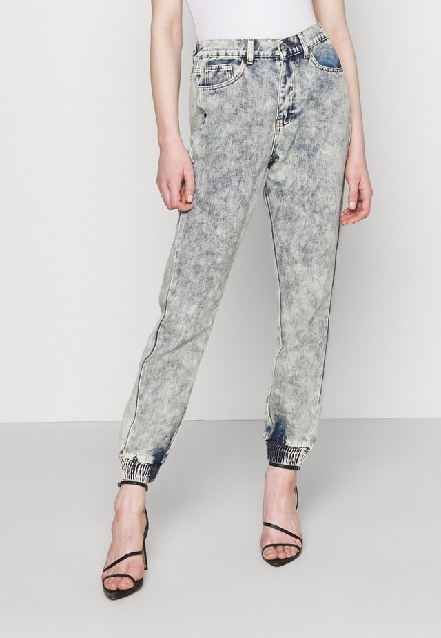ACID WASH  - Pantaloni sportivi - blue