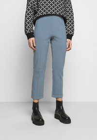 By Malene Birger - VIGGIE - Trousers - faded dove - 0