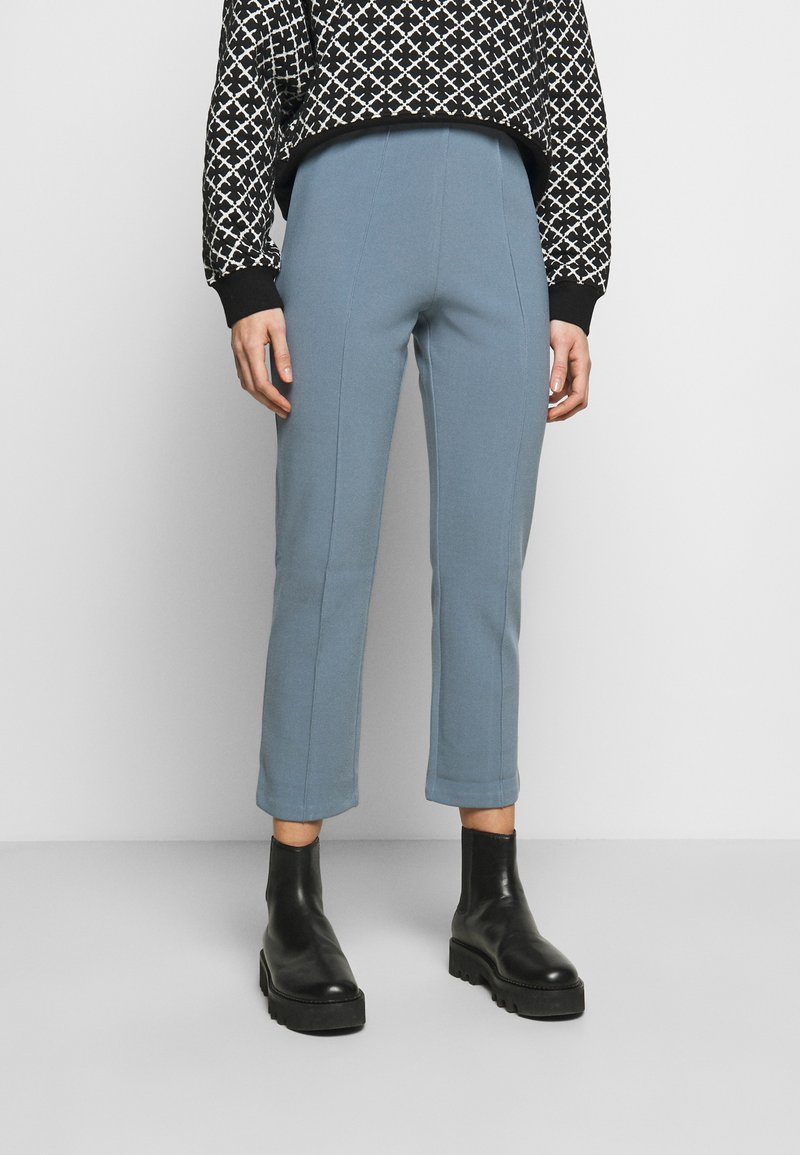 By Malene Birger - VIGGIE - Trousers - faded dove
