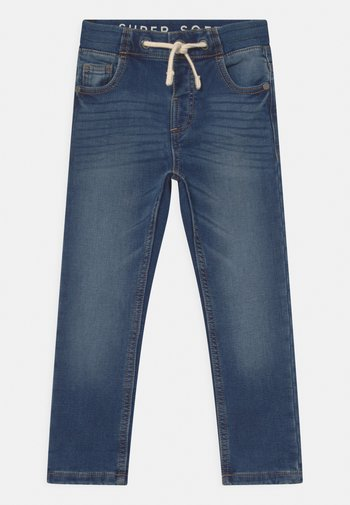 STYLED - Slim fit jeans - dark blue denim