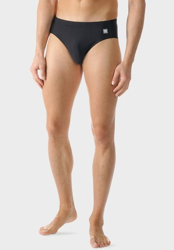 SWIMWEAR - Swimming briefs - schwarz