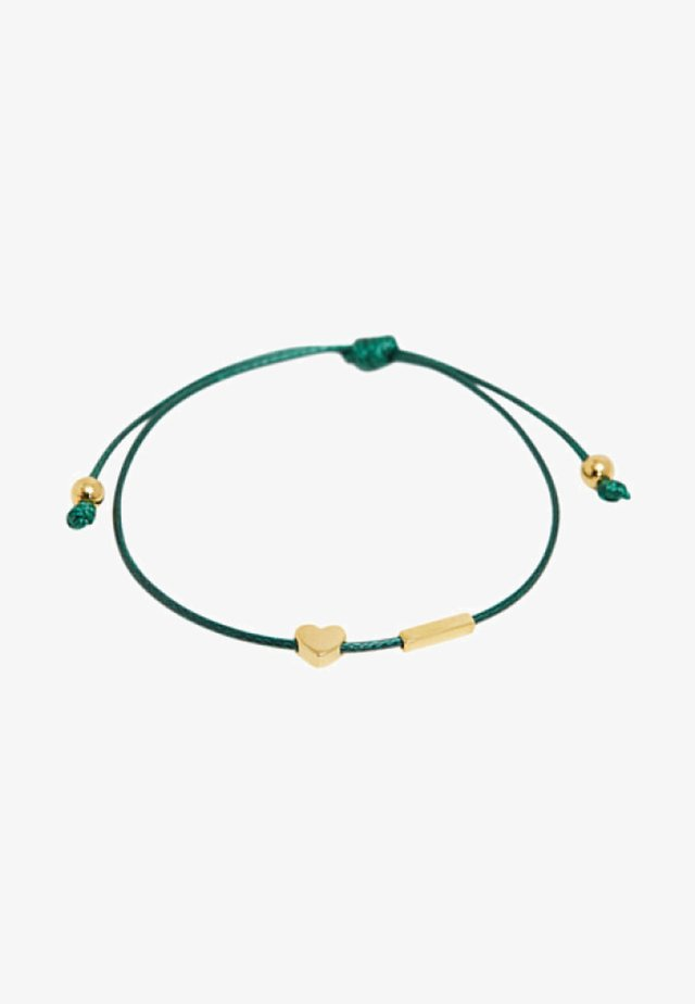Bracelet - dark green