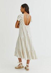 PULL&BEAR - Maxi dress - white - 2