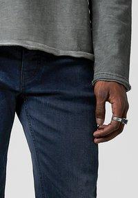 Tigha - MORTY - Slim fit jeans - dark blue - 3