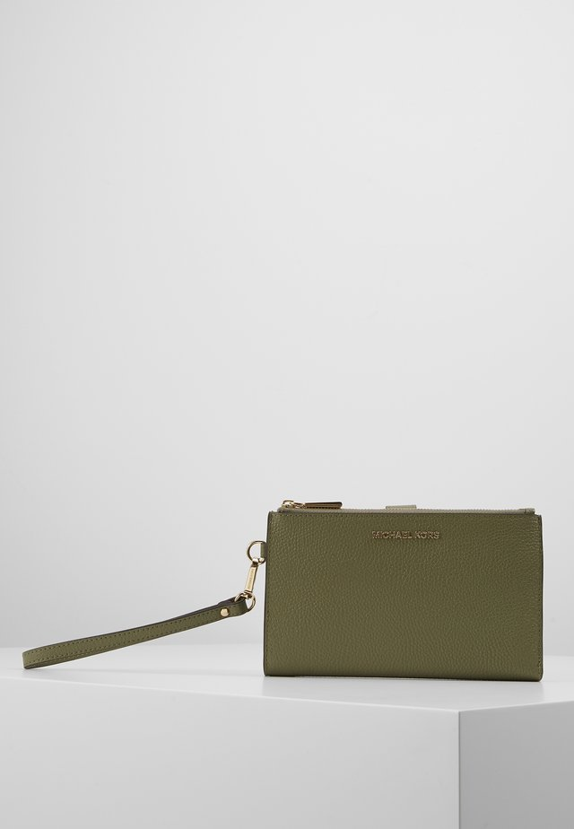 Portefeuille - army green