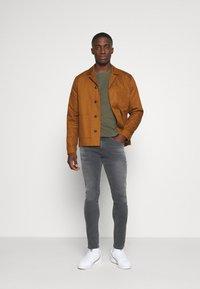 Replay - TITANIUM MAX - Slim fit jeans - medium grey - 1