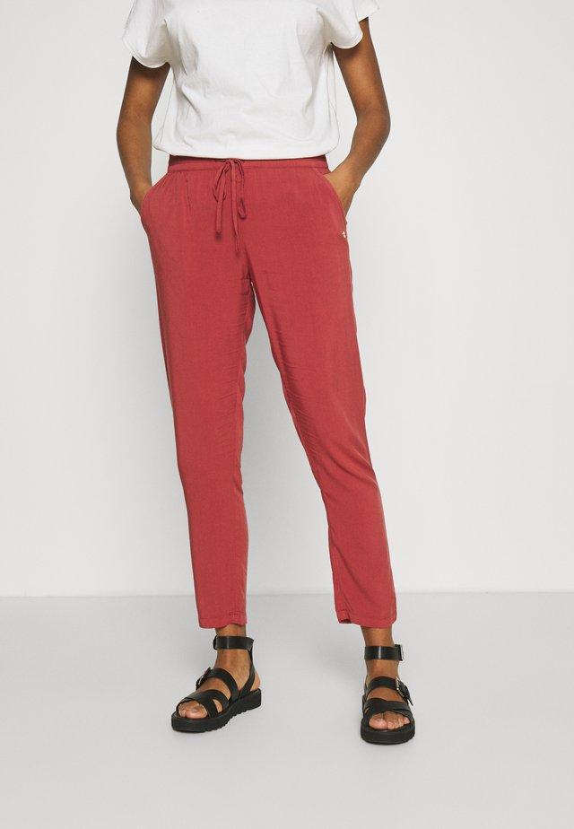 BIMINI PANT - Pantalones - marsala