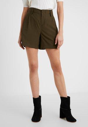 ASSET - Shorts - olive