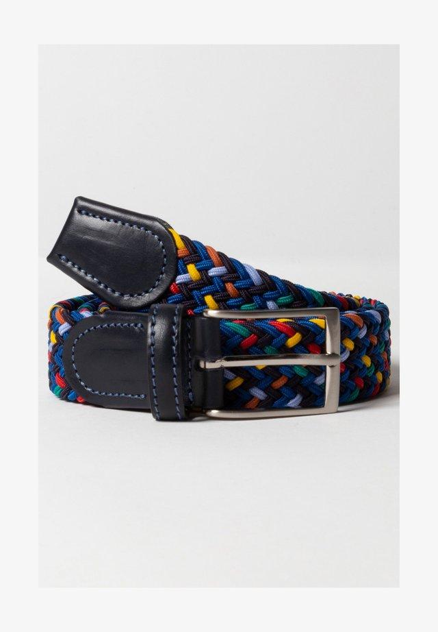 GRÖSSEN FLECHTGÜRTEL - Belt - multicolor