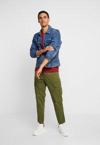 Benetton - Basic T-shirt - red - 1