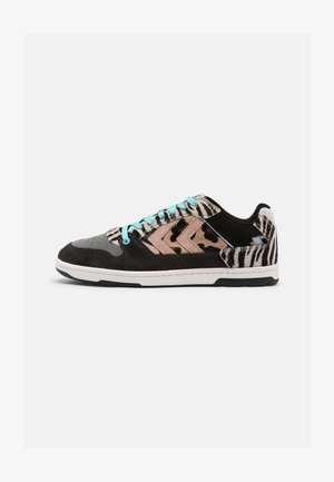 POWER PLAY PATCHWORK UNISEX - Trainers - sharkskin