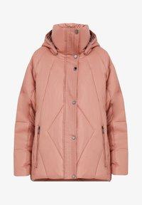 Finn Flare - Winter jacket - light pink - 4