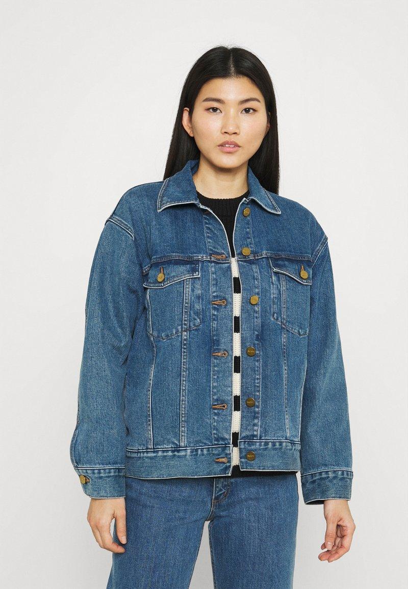 Stylein - KIRSTEN - Denim jacket - blue