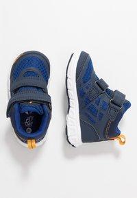 Viking - VEME MID GTX - Hiking shoes - navy/dark blue - 1