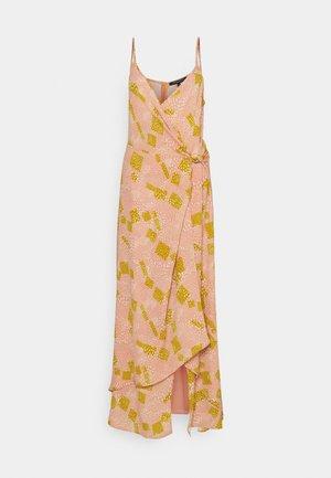 DRESS - Maxi-jurk - pale blush