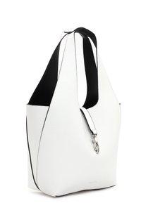 Tamaris - CORDULA SET - Handbag - white/black - 6