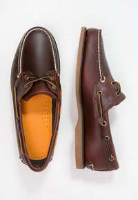 Timberland - Boat shoes - rootbeer - 4