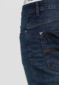 INDICODE JEANS - CUBA CADEN - Denim shorts - blau - 3
