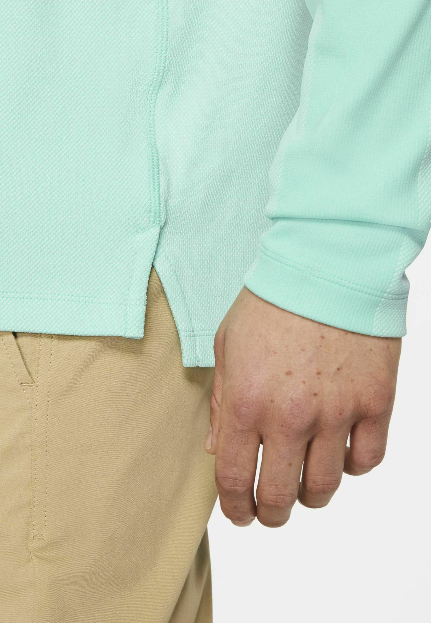 Homme VAPOR HALFZIP - T-shirt à manches longues