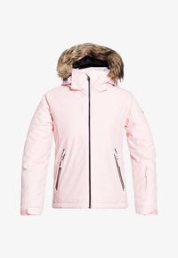 Roxy - JET  - Snowboard jacket - powder pink - 0