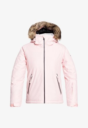 JET  - Snowboard jacket - powder pink