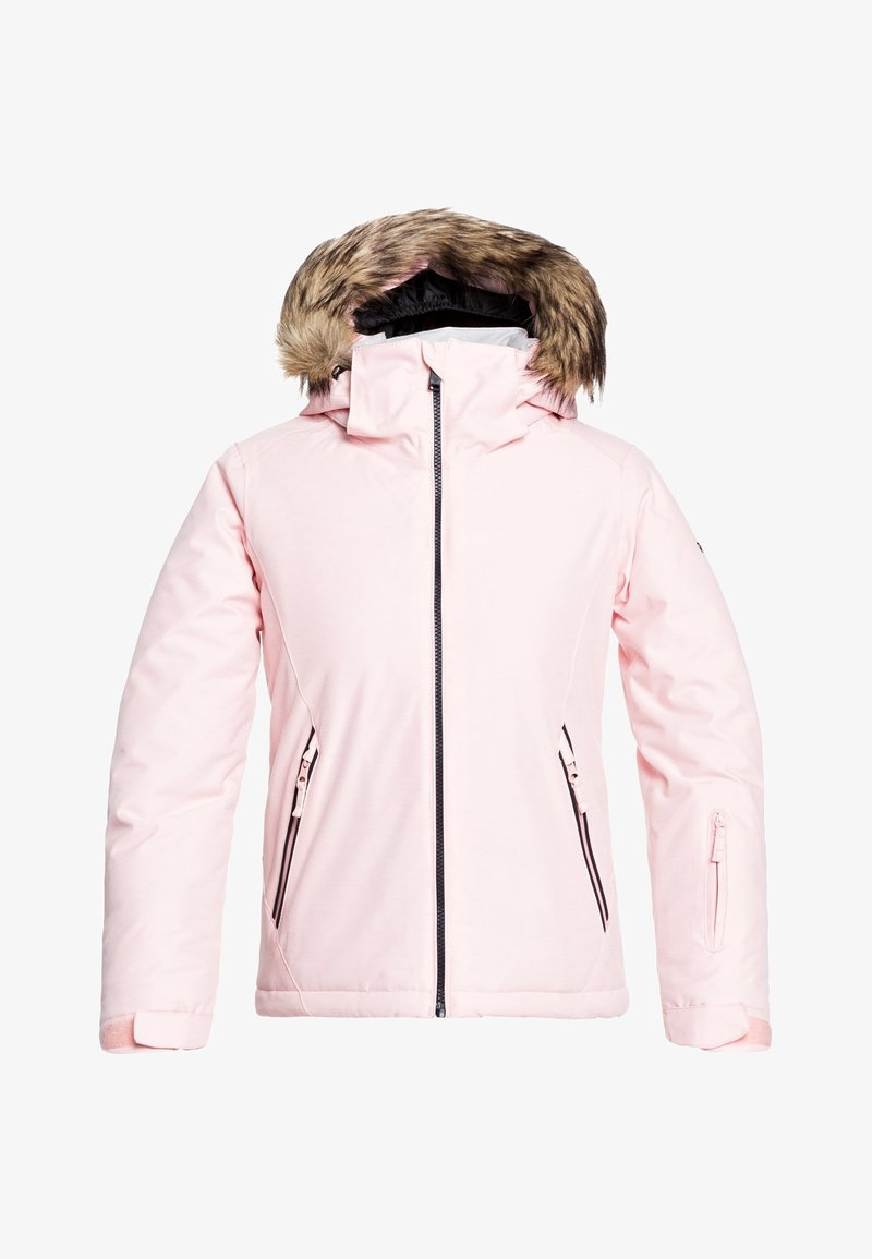 Roxy - JET  - Snowboard jacket - powder pink