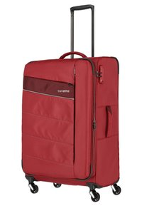 Travelite - KITE  - Wheeled suitcase - red - 2